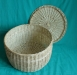 1wicker box with lid of vegetables from willow twigs 3